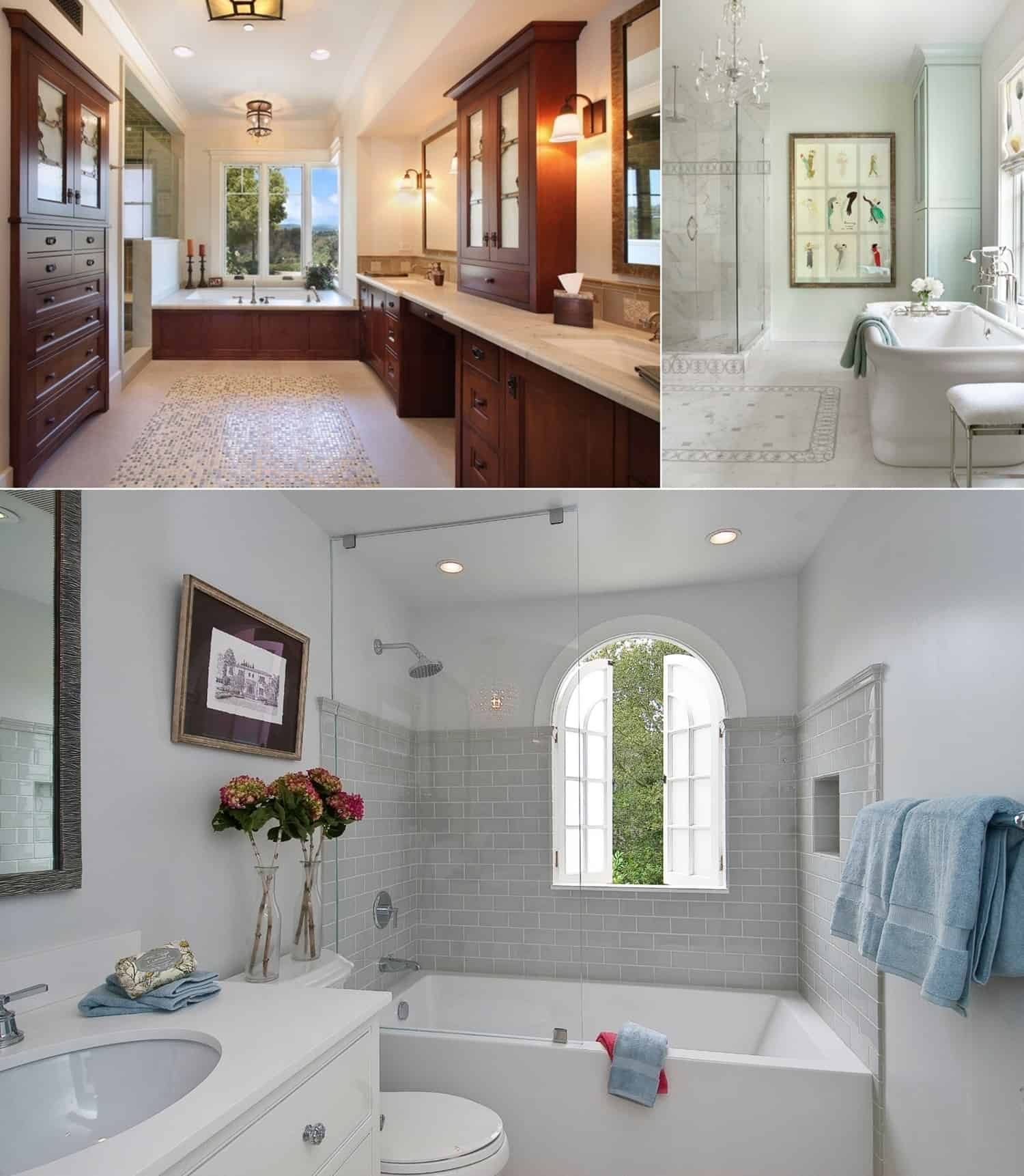 CHOOSE THE RIGHT TYPE OF A BATHTUB
