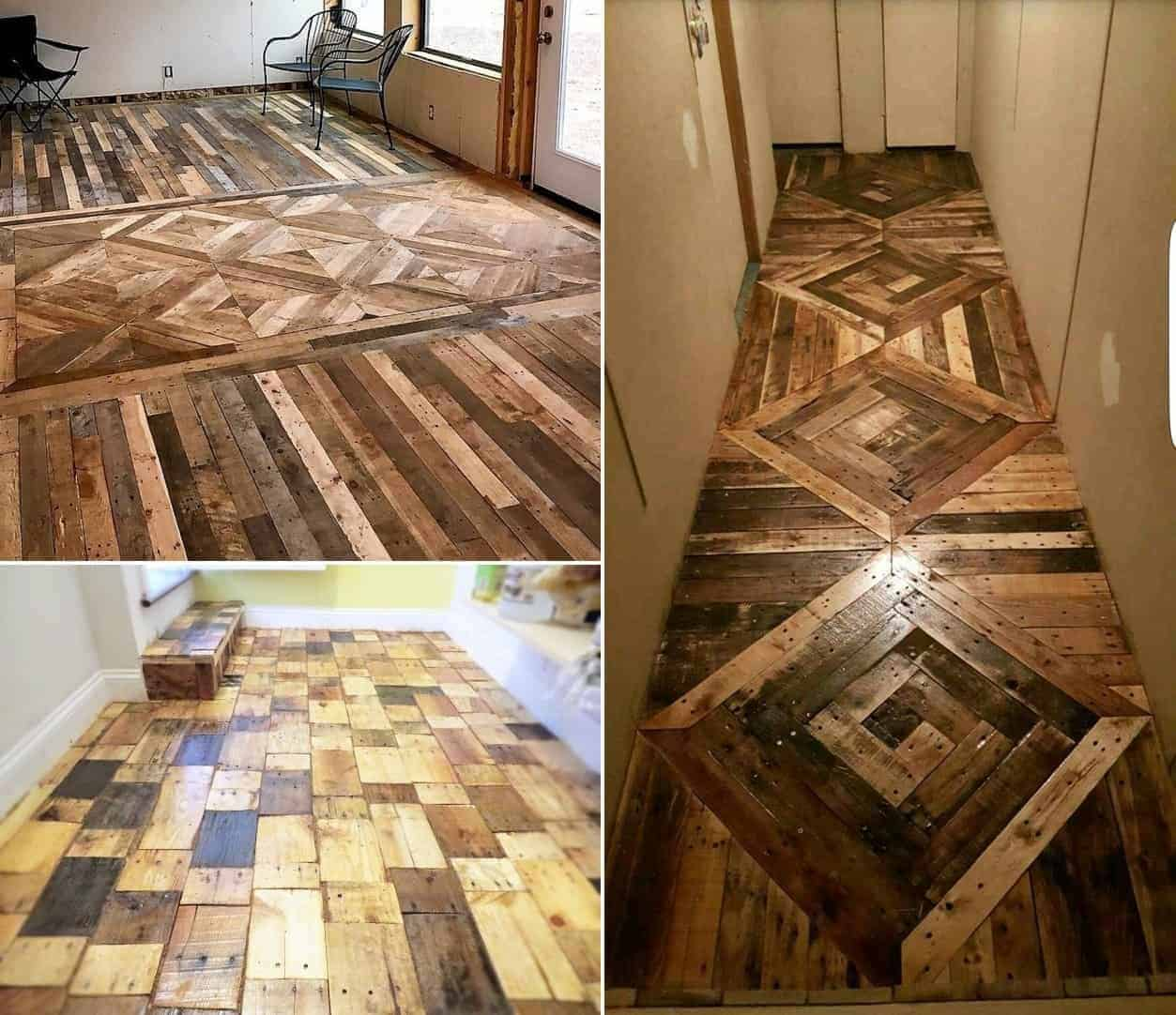 13 Cheap Flooring Ideas Diy Tips Inside Remodel Or Move