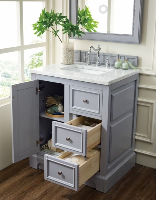 13 Amazing Small Bathroom Vanity Ideas You Can Try Easily